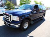 2005 True Blue Metallic Ford Excursion XLT #80948441