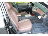 2011 Hyundai Genesis 4.6 Sedan Front Seat