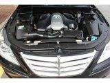 2011 Hyundai Genesis Engines