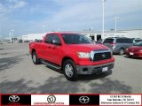 2007 Radiant Red Toyota Tundra SR5 Double Cab #80965804