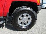 2009 Hummer H3  Wheel