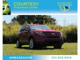 2013 Ruby Red Metallic Ford Explorer Limited #80970700