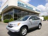 2010 Alabaster Silver Metallic Honda CR-V EX-L AWD #80970534