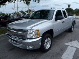 2013 Chevrolet Silverado 1500 LT Extended Cab Data, Info and Specs