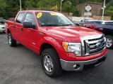 2012 Ford F150 XL SuperCrew 4x4 Data, Info and Specs