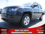 2014 Maximum Steel Metallic Jeep Compass Sport #80970456