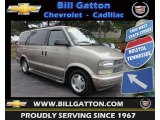2001 Light Autumnwood Metallic Chevrolet Astro LS Passenger Van #80970830