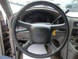 2001 Chevrolet Astro LS Passenger Van Steering Wheel