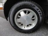 2001 Chevrolet Astro LS Passenger Van Wheel