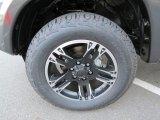 2013 Toyota Tacoma XSP-X Double Cab 4x4 Wheel