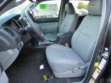2013 Toyota Tacoma XSP-X Double Cab 4x4 Graphite Interior