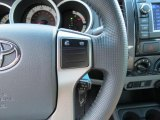 2013 Toyota Tacoma XSP-X Double Cab 4x4 Controls