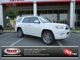 2013 Blizzard White Pearl Toyota 4Runner Limited 4x4 #80970684