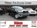 2008 Timberland Green Mica Toyota Tundra SR5 Double Cab #80970882
