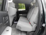 2008 Toyota Tundra SR5 Double Cab Rear Seat