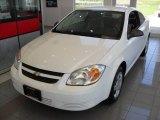 2007 Summit White Chevrolet Cobalt LS Coupe #80970733