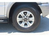 Isuzu Rodeo 2001 Wheels and Tires