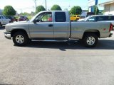 2003 Light Pewter Metallic Chevrolet Silverado 1500 LS Extended Cab 4x4 #80970865