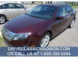 2012 Bordeaux Reserve Metallic Ford Fusion SE V6 #80970717