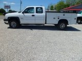 2006 Chevrolet Silverado 3500 Extended Cab 4x4 Utility Truck Data, Info and Specs