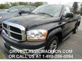 2006 Black Dodge Ram 1500 ST Quad Cab #80970713