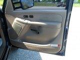 2002 Chevrolet Silverado 3500 LT Crew Cab 4x4 Dually Door Panel