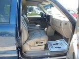 2002 Chevrolet Silverado 3500 LT Crew Cab 4x4 Dually Tan Interior