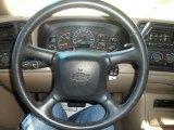 2002 Chevrolet Silverado 3500 LT Crew Cab 4x4 Dually Steering Wheel