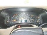2002 Chevrolet Silverado 3500 LT Crew Cab 4x4 Dually Gauges