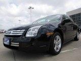 2008 Black Ebony Ford Fusion SE #8086130