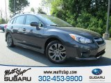 2012 Dark Gray Metallic Subaru Impreza 2.0i Sport Limited 5 Door #80970631