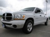 2006 Bright White Dodge Ram 1500 SLT Mega Cab #8086128
