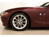 BMW Z4 2003 Badges and Logos