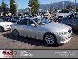 2011 Titanium Silver Metallic BMW 3 Series 328i Coupe #81011476