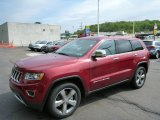 2014 Deep Cherry Red Crystal Pearl Jeep Grand Cherokee Limited 4x4 #81011607