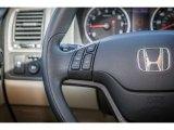 2011 Honda CR-V SE Controls