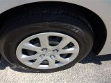 Hyundai Accent 2013 Wheels and Tires