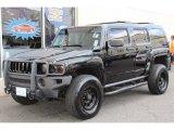 2009 Black Hummer H3  #81011847