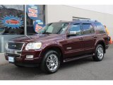 2006 Dark Cherry Metallic Ford Explorer Limited 4x4 #81011845