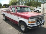 1995 Ford F150 XLT Extended Cab 4x4 Data, Info and Specs