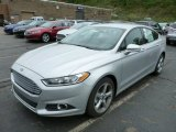 Ingot Silver Metallic Ford Fusion in 2013