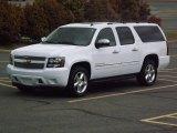 2011 Summit White Chevrolet Suburban LTZ 4x4 #81011581