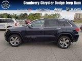 2014 True Blue Pearl Jeep Grand Cherokee Limited 4x4 #81011301