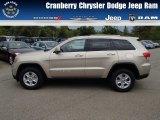 2014 Cashmere Pearl Jeep Grand Cherokee Laredo 4x4 #81011298
