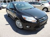 2012 Black Ford Focus SEL Sedan #81011562