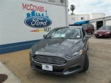 2013 Sterling Gray Metallic Ford Fusion SE 1.6 EcoBoost #81011178
