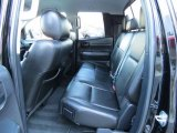 2010 Toyota Tundra X-SP Double Cab Rear Seat