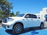 2010 Super White Toyota Tundra CrewMax 4x4 #81011289