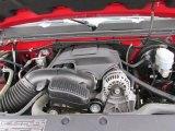 2010 Chevrolet Silverado 1500 LT Extended Cab 4x4 5.3 Liter Flex-Fuel OHV 16-Valve Vortec V8 Engine