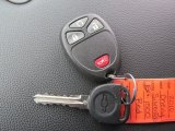 2010 Chevrolet Silverado 1500 LT Extended Cab 4x4 Keys